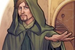 Corran Horn – Books / Figures (Jedi Knight)