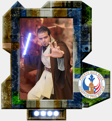 Puerto Rico's Base newest Jedi.